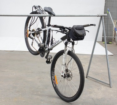 Bike Rack? perfect at your next event so your customers dont need to lean there bikes on the ground (1 rack = 7 bikes
